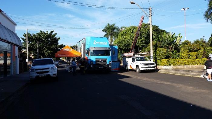 Projeto Nossa Energia visita Irapuã