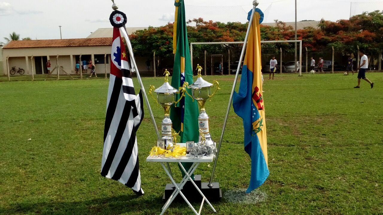 FINAL DO CAMPEONATO DE FUTEBOL SOCIETY 2017