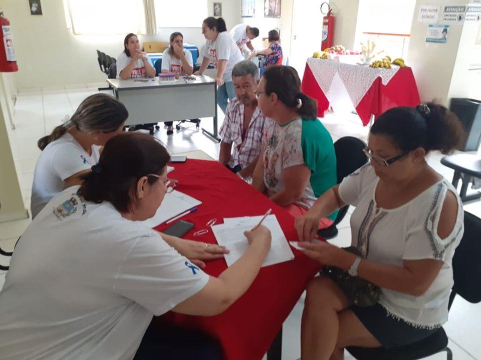 Campanha na Saúde de Irapuã cadastra doadores de medula