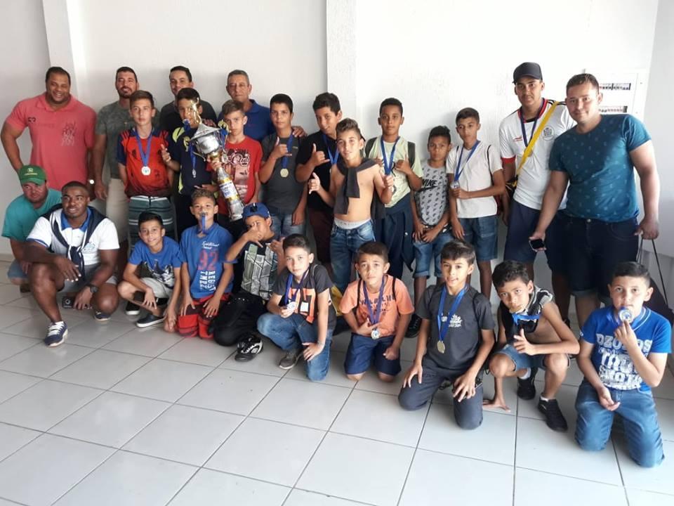 FUTEBOL SOCIETY JUVENIL DE IRAPUÃ É CAMPEÃO DOS JOGOS DE IBIRÁ