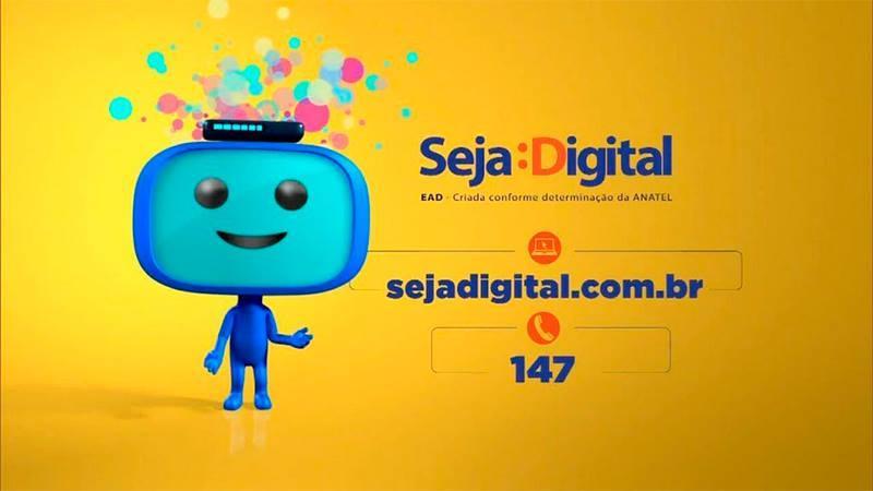 Seja Digital..... Atenção Irapuã!!!!