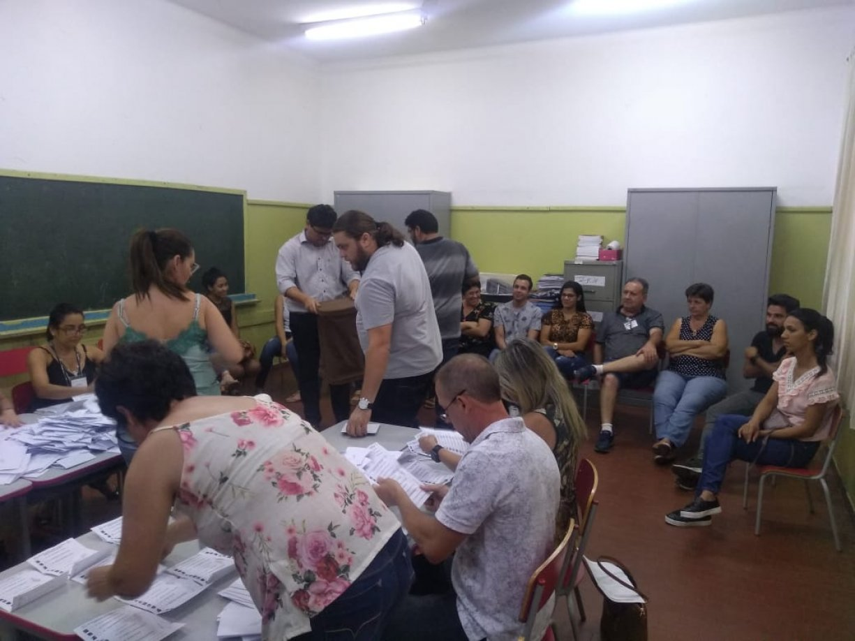 ELEIÇÃO REALIZADA NO ÚLTIMO DOMINGO, DEFINE OS CINCO CONSELHEIROS TUTELARES EM IRAPUÃ.