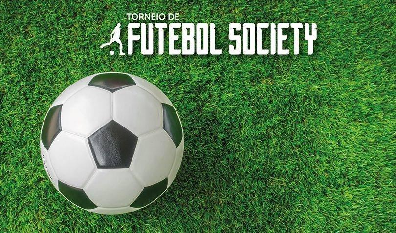 TORNEIO FUTEBOL SOCIETY 2018