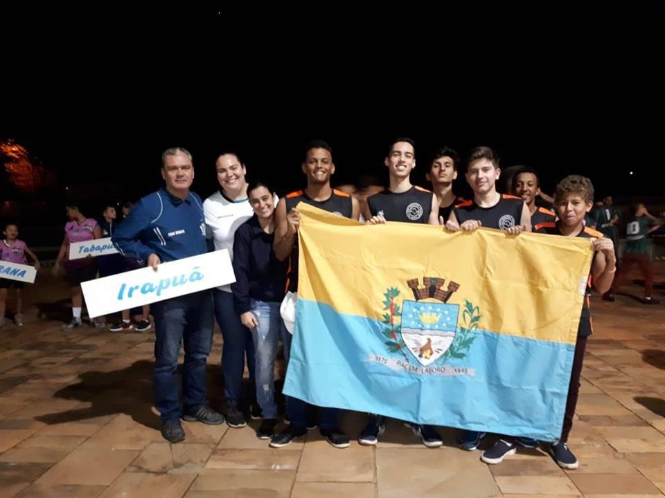 Irapuã tem grandes conquistas na 56ªJornada de Ibirá