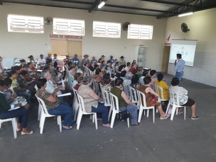 A Assistência Social de Irapuã realizou a 11ª Conferência Municipal de Assistência Social