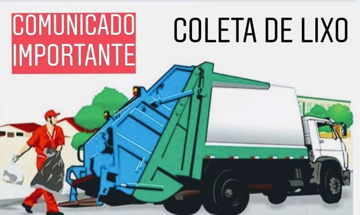 A Prefeitura Municipal de Irapuã, COMUNICA toda a população, que a partir desta segunda-feira (10/02), a COLETA DE LIXO será realizada de SEGUNDA, QUARTA E SEXTA-FEIRA!