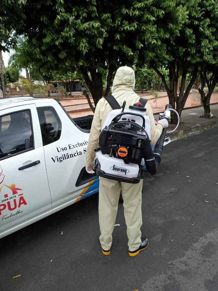 A Prefeitura Municipal de Irapuã, juntamente com a Diretoria Municipal de Saúde e Vigilância em Saúde, deu início na última quarta-feira (08/04), à intensificação das ações de prevenção contra o mosqu