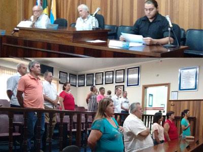 Conselheiros Tutelares de Irapuã tomam posse